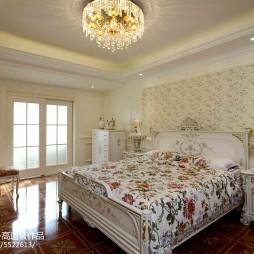 法式卧室装修图片