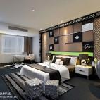 主题酒店客房装修图