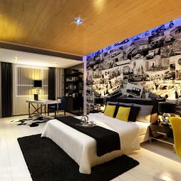 主题酒店客房图片欣赏