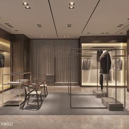 男装定制--MONDILAND麦迪莱登旗舰店设计欣赏