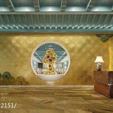 深圳越明年餐厅设计|美丽的江南画卷_2200808