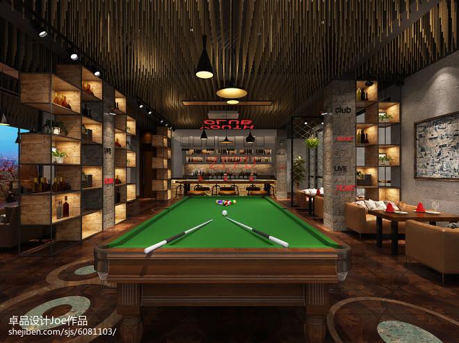 黄山老街酒吧改造_2209939