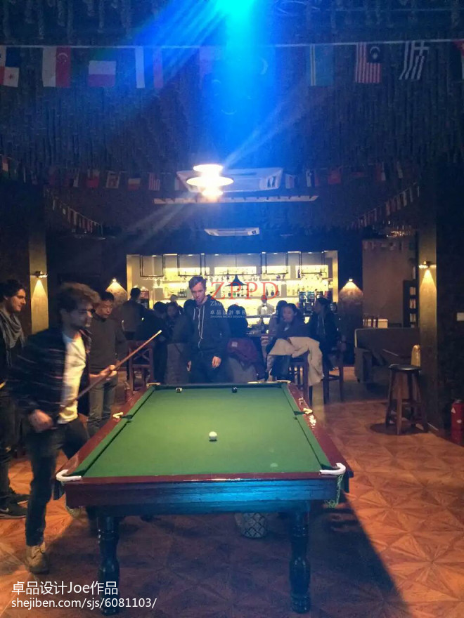 黄山老街酒吧改造_2209945