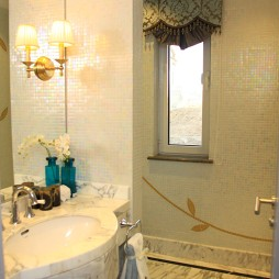 美式格调卫浴设计