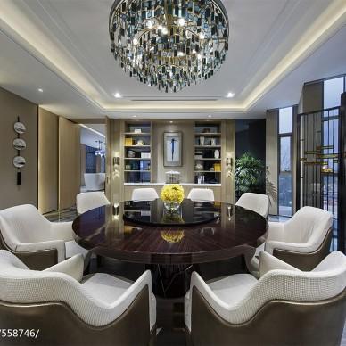 杭州长龙领航营销中心装修设计