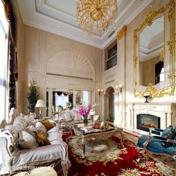 欧式格调客厅设计