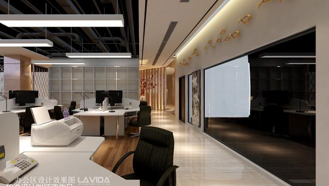 新中式/办公室设计
