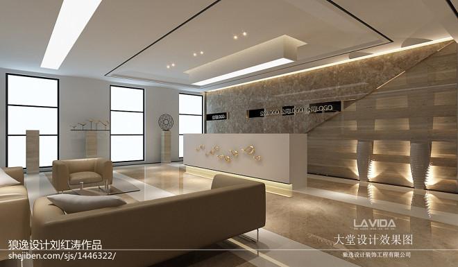 新中式/办公室设计_2231229