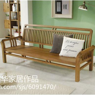 山东胶州作老榆木家具,韩式榻榻米炕桌_2232210