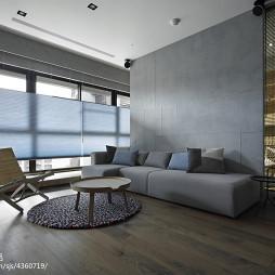 现代客厅背景墙设计图集