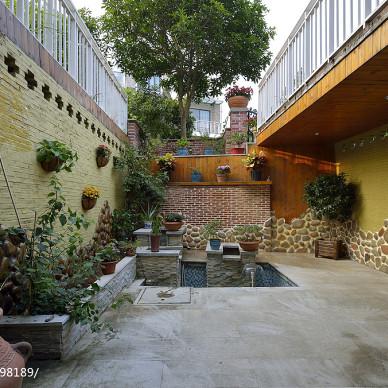 美式花园装修图设计