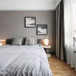 现代简约卧室背景墙设计大全