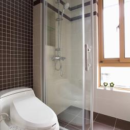 现代简约装修卫浴设计