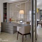 现代装修书房设计