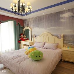 混搭空间卧室设计