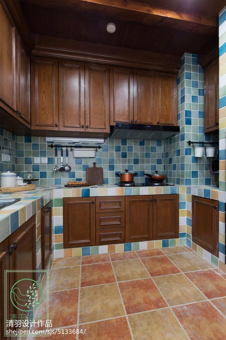 美式家装厨房设计