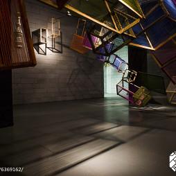 西隅装置展示空间设计