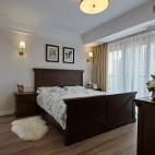 美式风格卧室装修设计