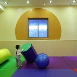 爱乐早教活动室设计