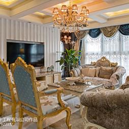 欧式家装客厅设计图集