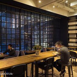 咖啡厅用餐区设计
