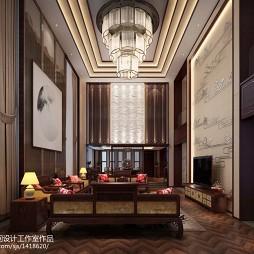 中式别墅设计_2262820