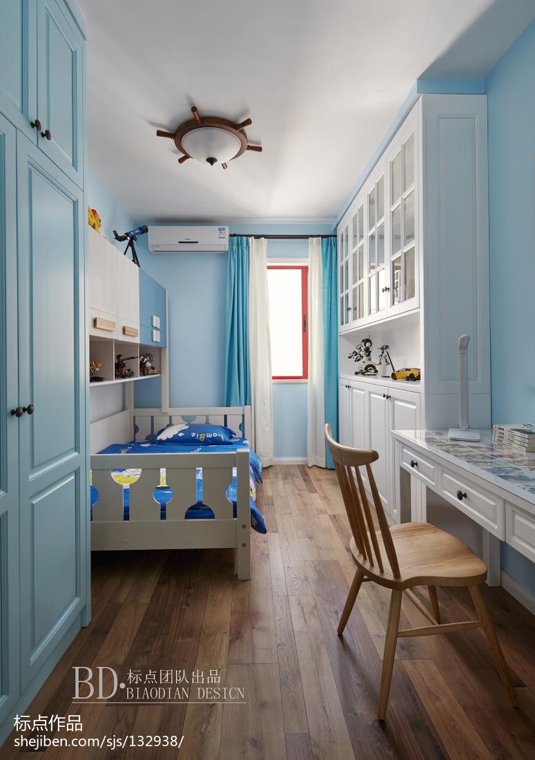 生活资讯_北欧风格装修儿童房设计 – 设计本装修效果图