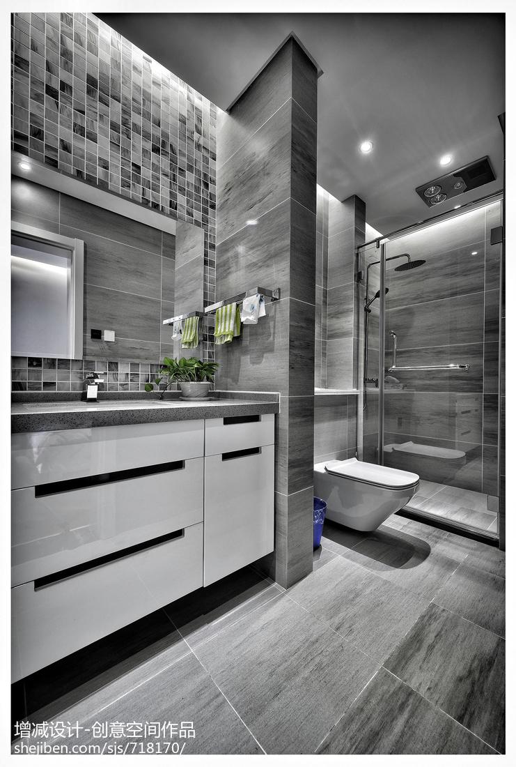 大户型装修设计图_小浴室装修设计_小户型浴室设计效果图_设计本专题