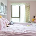儿童房窗帘布