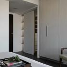 衣柜与墙面间裂痕怎么补  裂缝是不是正常的