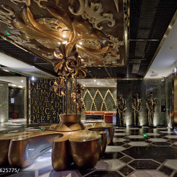 摩界酒吧休闲区设计