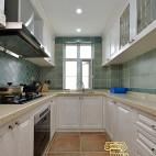 欧式风厨房装修图