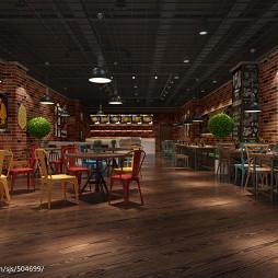 第七街冷饮店设计_2279621