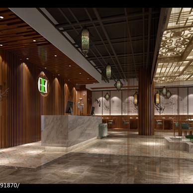 新静雅12生肖概念餐厅_2283712