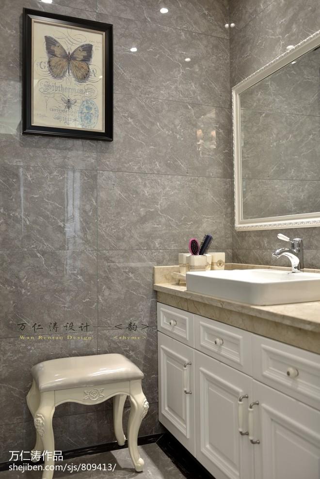 浴室柜欧式
