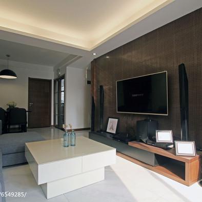 室内住宅设计实景案例—《盛世长安 98㎡》