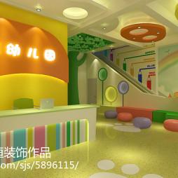 郑州幼儿园设计案例【启航幼儿园】_2288862