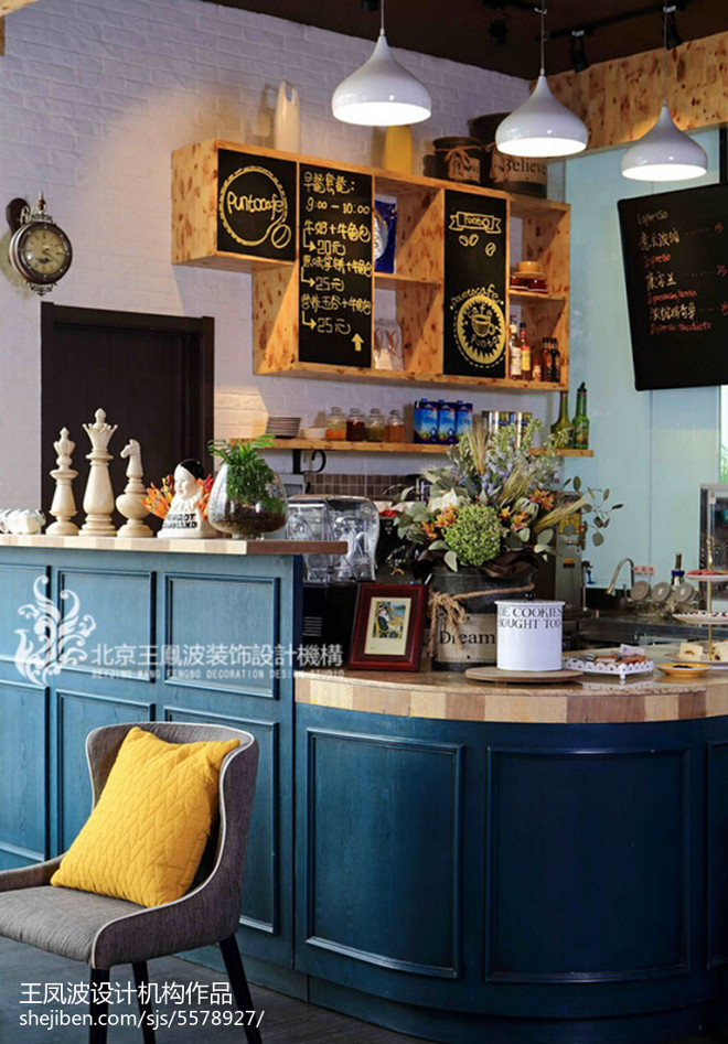 创意咖啡厅设计_2290350