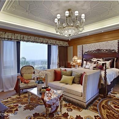 新古典居家卧室装修图集