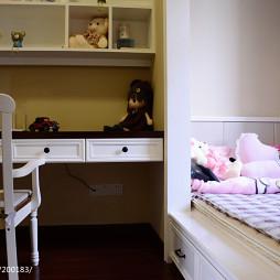 家装美式风格儿童房效果图