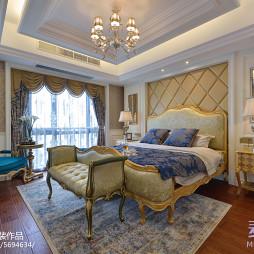 家装欧式格调卧室设计