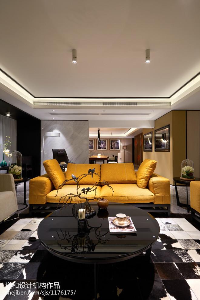 时尚家装现代客厅设计图