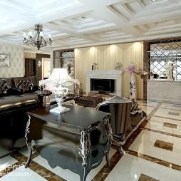 新古典风住宅设计_2306392