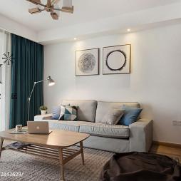 時尚家裝日式客廳設計