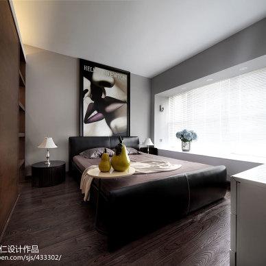 现代家居格调卧室装修