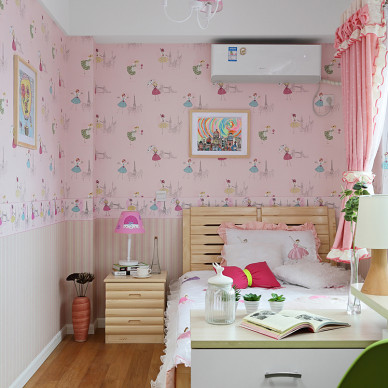 家装时尚日式风儿童房设计