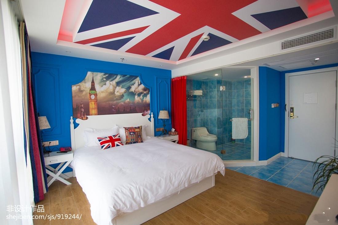 英伦风情主题酒店设计