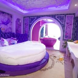 浪漫满屋主题酒店设计