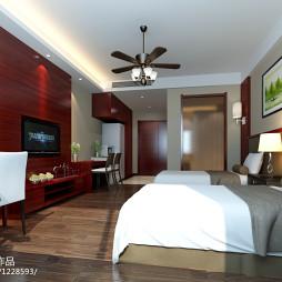 天佑医养老年公寓医院病房设计_2331037