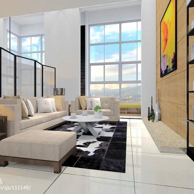 Loft办公室设计_2332132